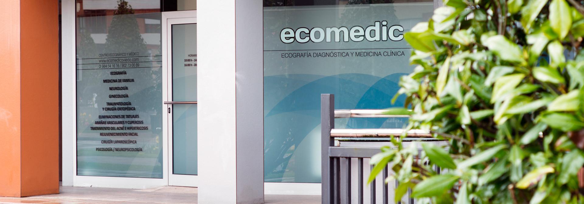 Centro médico en Oviedo - Ecografía, Ginecología y obstetricia, Traumatología, Medicina familiar, Psicología, Valoración de daño corporal